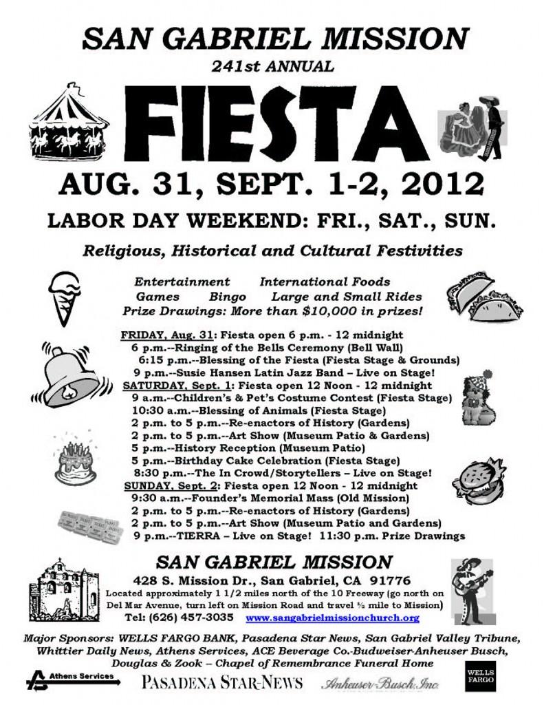 2012  Fiesta Flyer