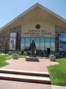 The Buffalo Bill Historical Center is one of the premier museums in the United States.