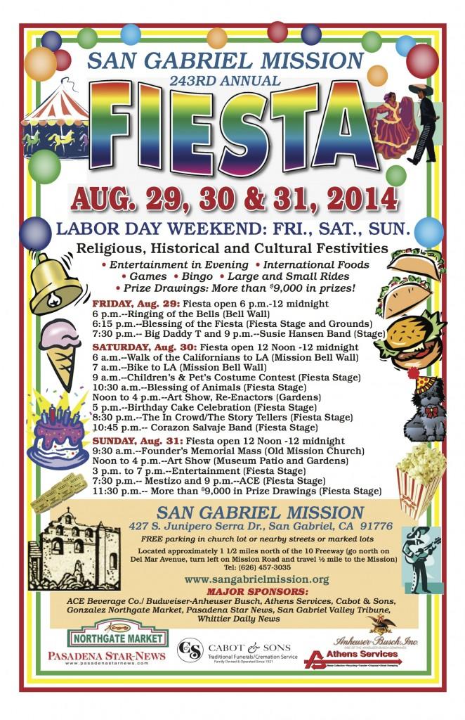 SGM Fiesta  poster 2014 final
