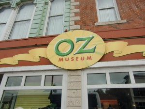The Oz Museum in Wamego contains all  a person would want to know about The Wizard of Oz  and the author L. Frank Baum.