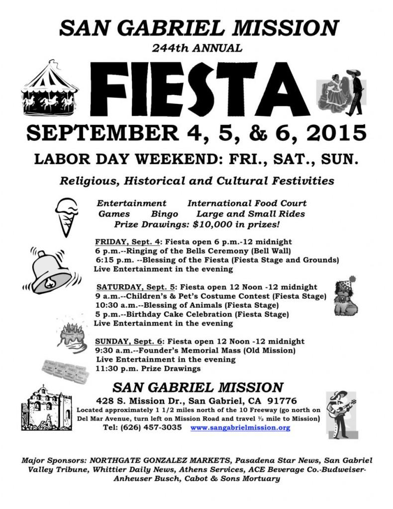 Mission Fiesta