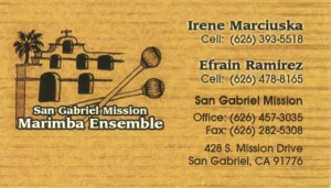 Official Marimba