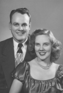 Frank and Marijune Wissmann's wedding picture