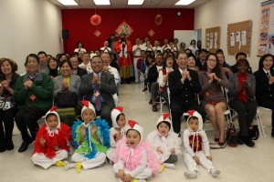 Tai Ji Men's Chinese New Year Gathering brought joy to people with diverse cultural backgrounds through cultural exchange.