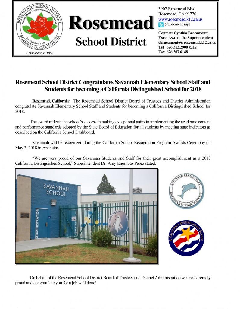 Rosemead School District2-1