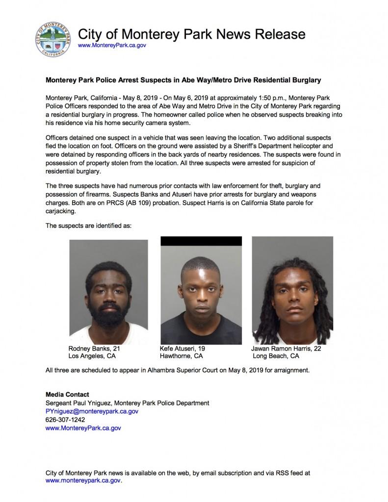 Monterey Park News 3