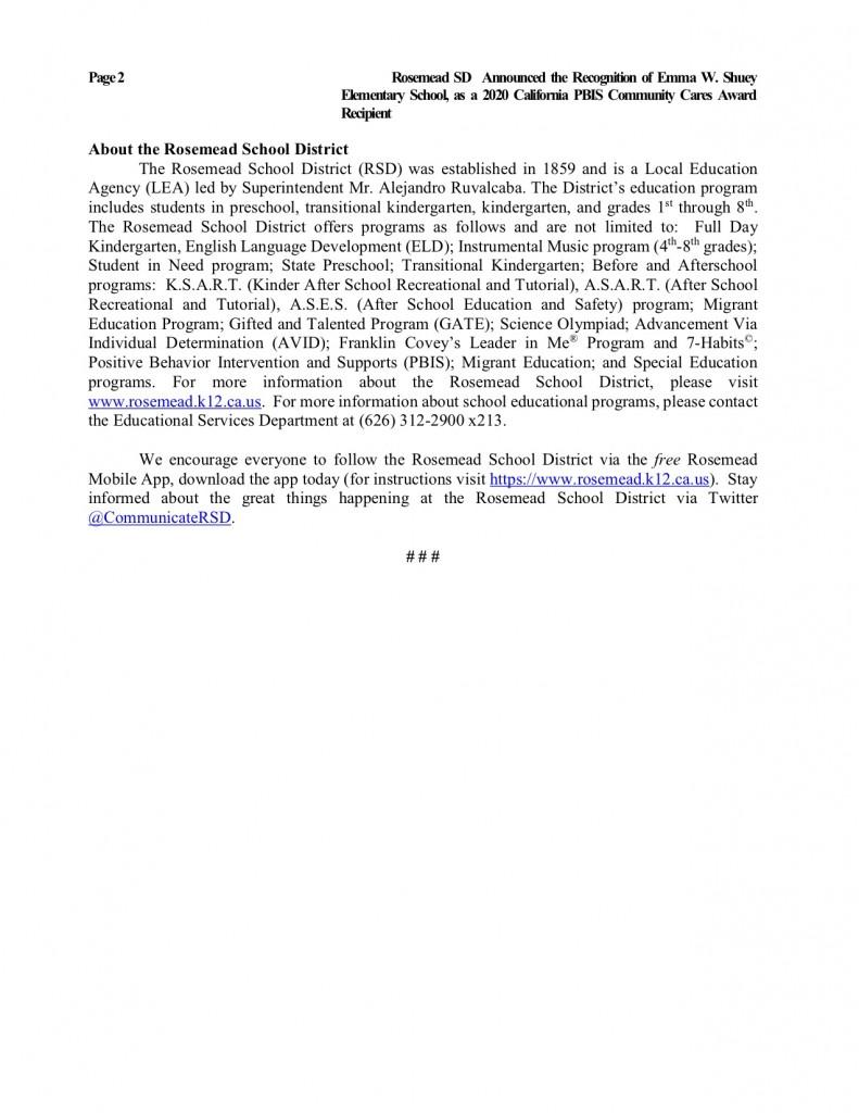 Rosemead School District Flyers 1b